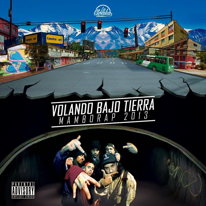 entra y descargate de forma gratuita el cd de manbo rap, Volando bajo tierra,