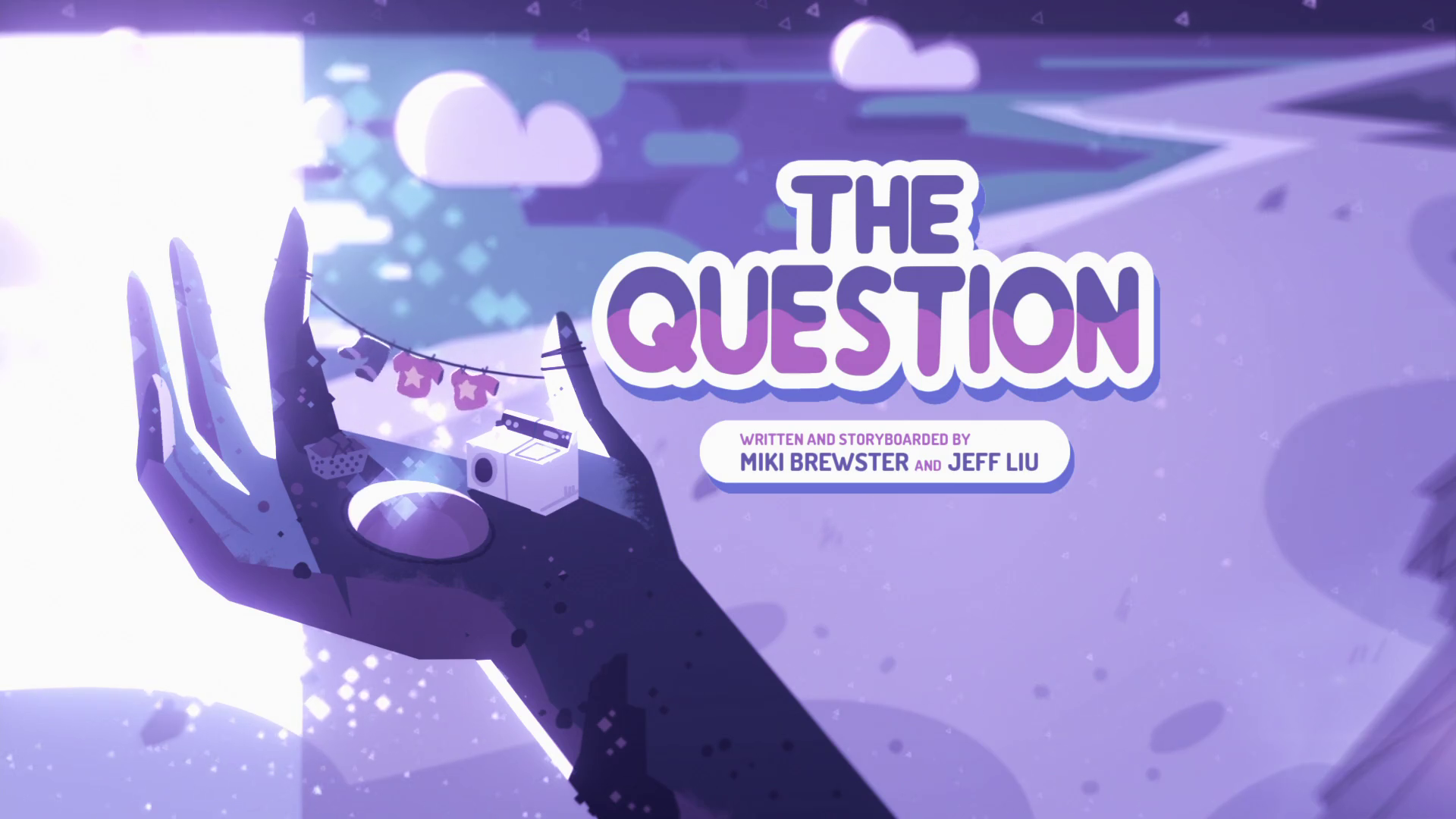 Steven Universo - A Pergunta