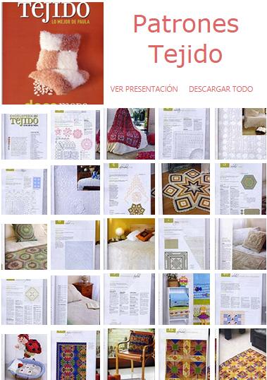 revistas, tejido, crochet, ganchillo, enciclopedia, hogar
