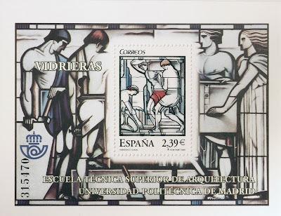 E.T.S ARQUITECTURA UNIVERSIDAD POLITÉCNICA, MADRID