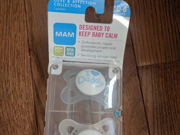 MAM Pacifiers Are the Best Out There