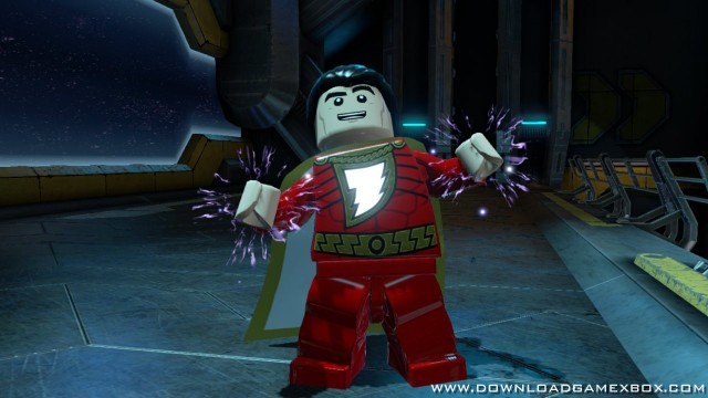 the Caped Crusader joins forces with the super heroes of the DC Comics Universe and blast LEGO Batman 3 Beyond Gotham [Jtag/RGH]