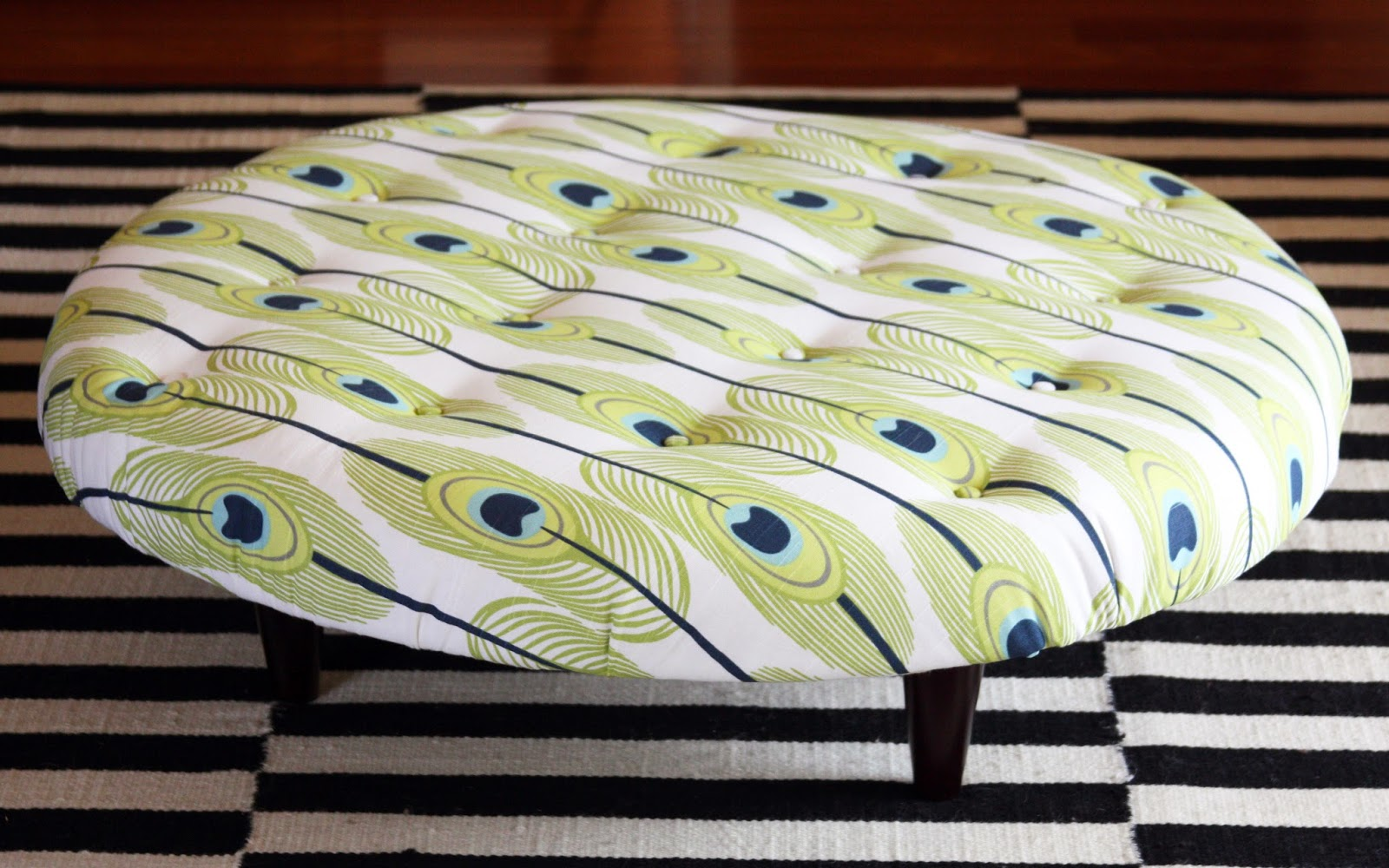 Marvelous Stella Olive Diy Tufted Ottoman A Tufting Ncnpc Chair Design For Home Ncnpcorg