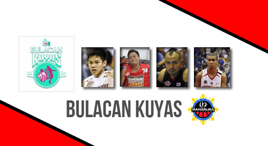LIST: Bulacan Kuyas Roster 2018 MPBL Anta Datu Cup