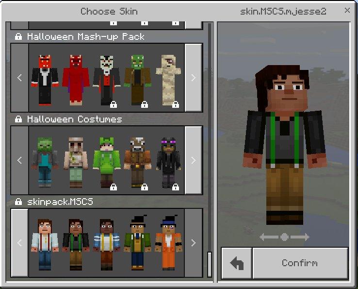 Minecraft Story Mode Season 2 Mod Apk 1 07 - Muat Turun m