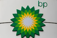 The logo of BP is on display at a petrol station in Moscow, Russia, July 4, 2016. (Credit: Reuters/Sergei Karpukhi/File photo) Click to Enlarge.