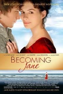 مشاهدة فيلم الرومانسية Becoming Jane 2007 مترجم اون لاين