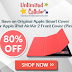 Save 80% OFF on Original Apple Smart Cover For Apple iPad Air / Air 2 Front Cover