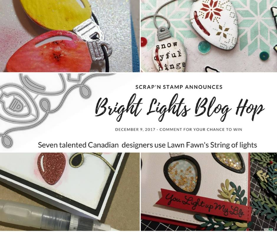 Bright Lights Blog Hop
