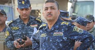 قائد الشرطة الإتحادية يكشف خسائر داعش بعمليات تحرير الموصل القديمة