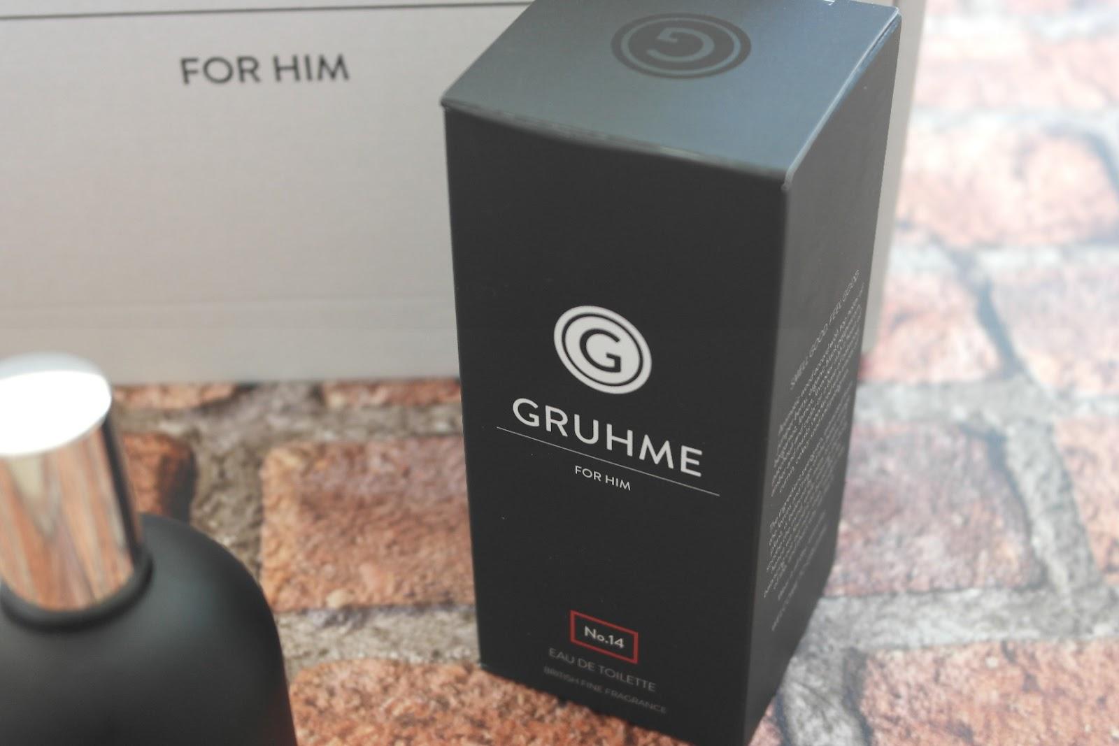 Gruhme no. 14 Fragrance Review