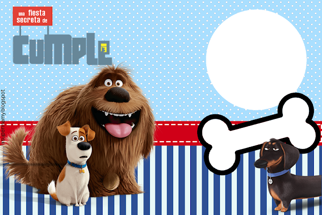 invitación mascotas