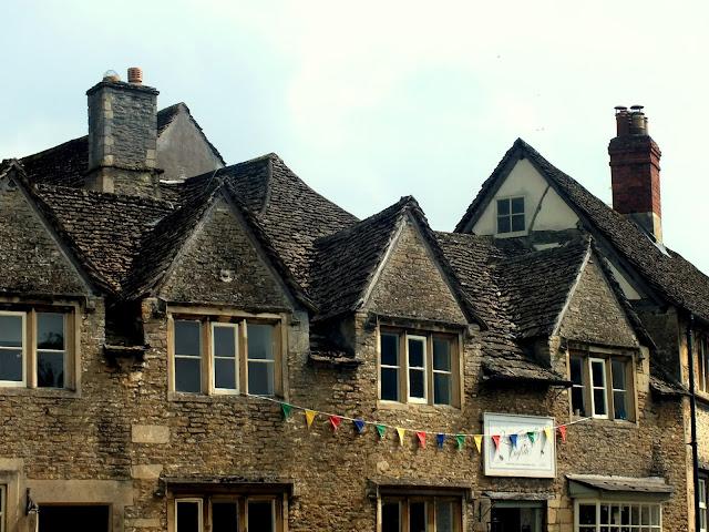 visitar el pueblo medieval de Lacock