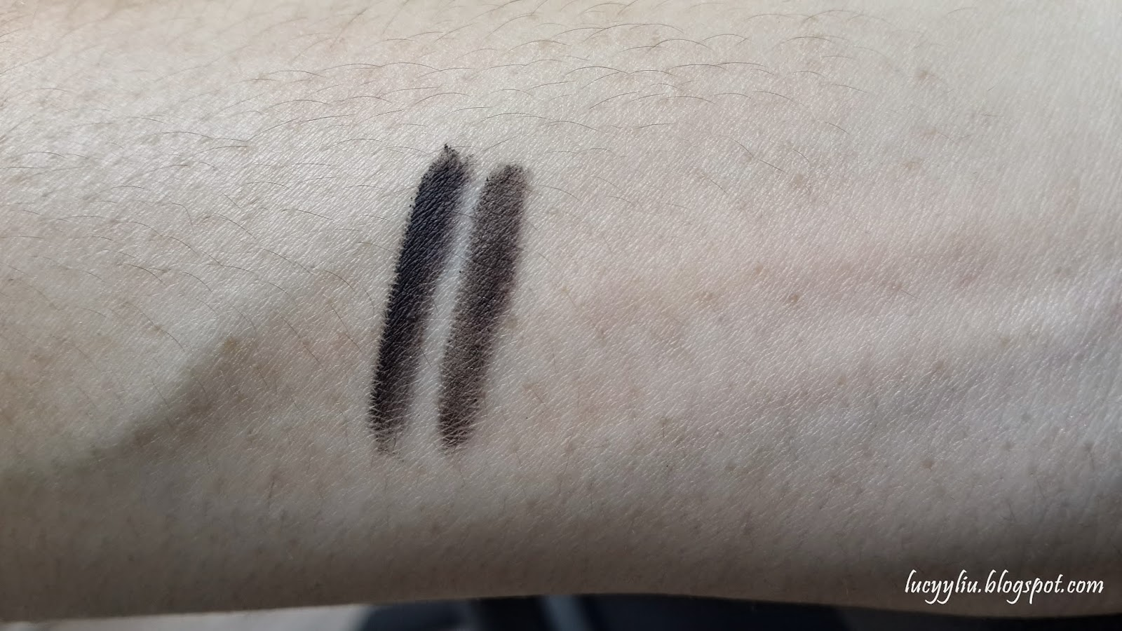 Maybelline Eye Studio Lasting Drama Gel Liner review