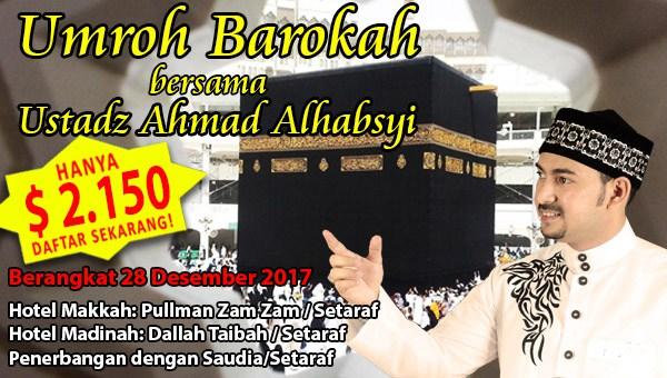 Umrah Bersama Ust. Ahmad Al-Habsyi