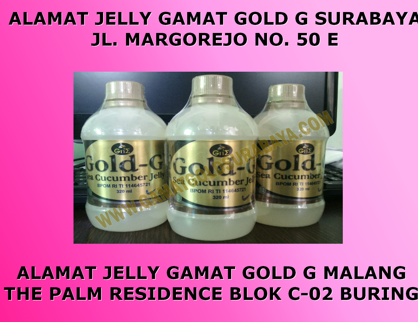 apotek penjual titan gel jelly gamat malang apotik penjual shop
