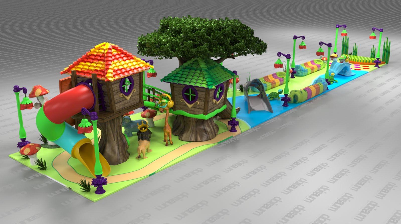 691f28715bd Alameda de restaurantes do Shopping Contagem ganha parque infantil ...