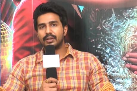 "Vishnu Vishal EXCLUSIVE Interview for ""KATHANAYAGAN"" | Catherine Tresa | SEP8th"
