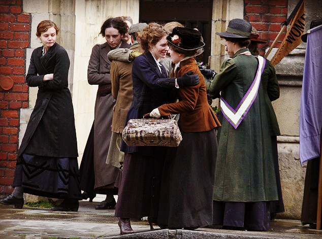Suffragette Movie Film 2015 - Sinopsis (Ben Whishaw, Meryl Streep, Carey Mulligan)