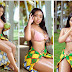 New pictures of Faith Nketsi flaunts African attire juicy curves