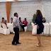 Congresista Rosa Bartra se divierte bailando mientras Keiko sufre en la cárcel