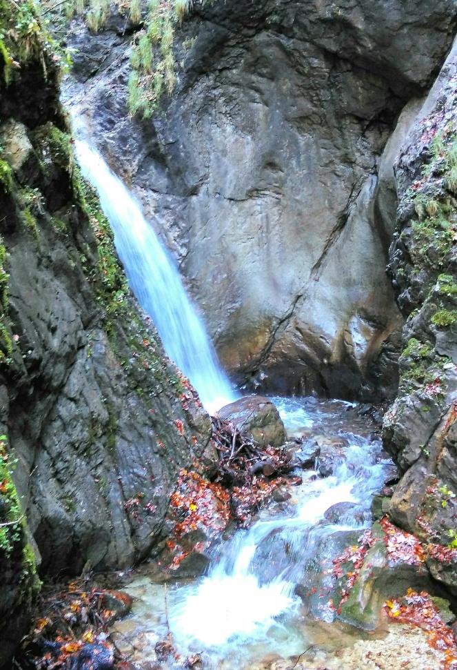 einer der größten Wasserfälle