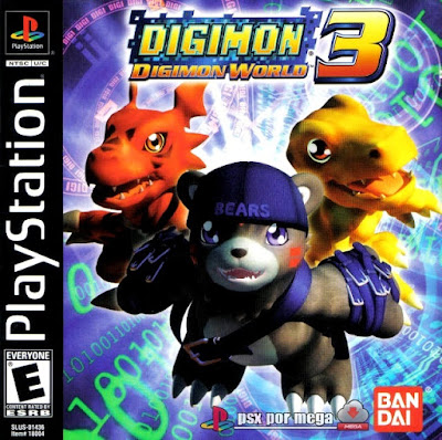 descargar digimon world 3 psx mega