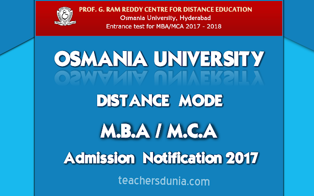 OU-Distance-Mode-MBA-MCA-Admission-Notification-2017