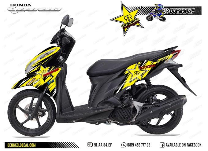 Vario 125 - Rockstar