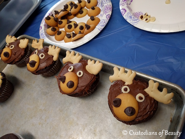 If You Give A Moose A Muffin Party
