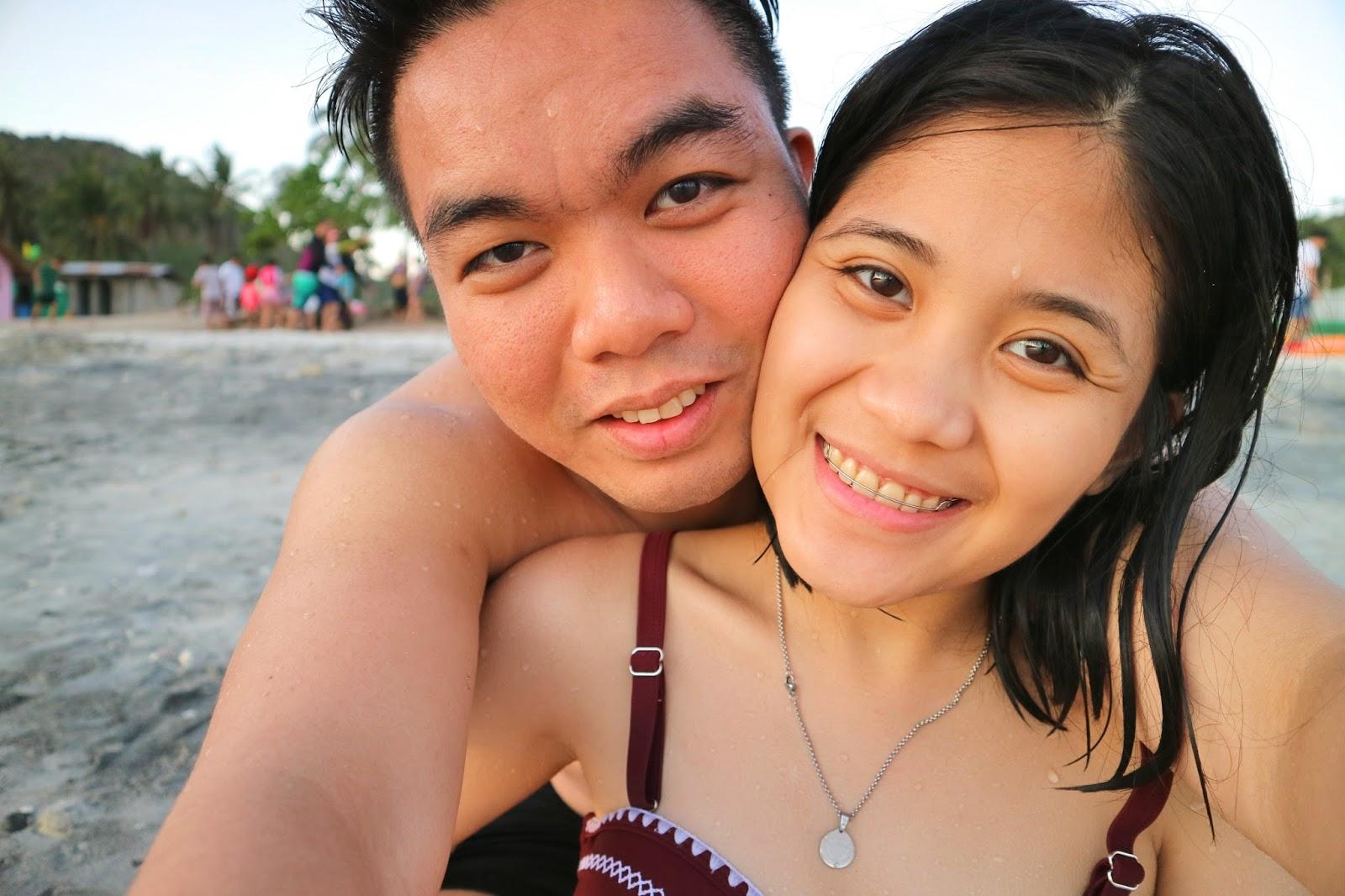 Masasa Beach 2018 couple!