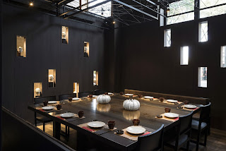 Restaurante japones kurai en barcelona