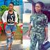 """I slay in my military uniform just the same way I slay in my civil wear"" - Sexy Nigerian female soldier boasts"