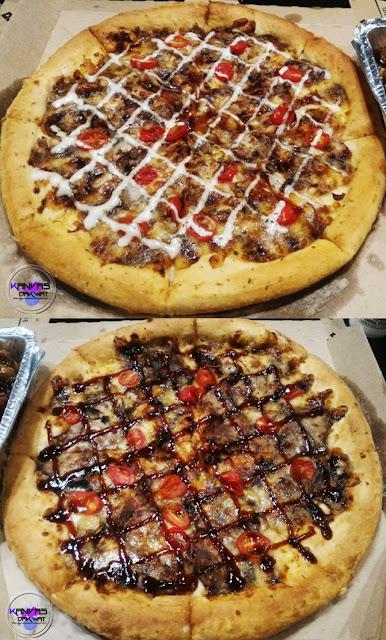 Domino's Pizza Perkenalkan Sos Samyeang