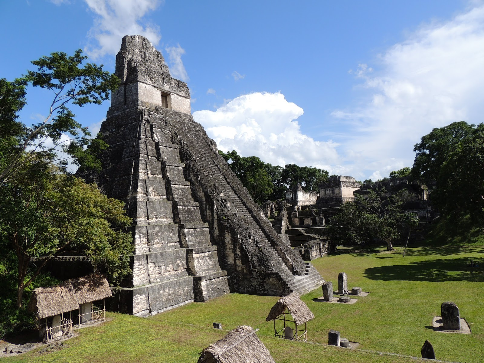 Story of a Trip to Tikal - the Mayan jewel of Guatemala