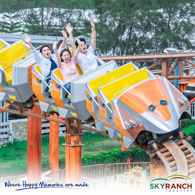 Sky Ranch Birthday Promo