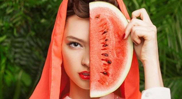 masker semangka