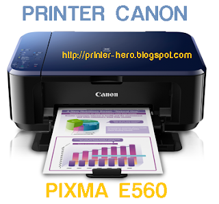 Printer Canon PIXMA E560