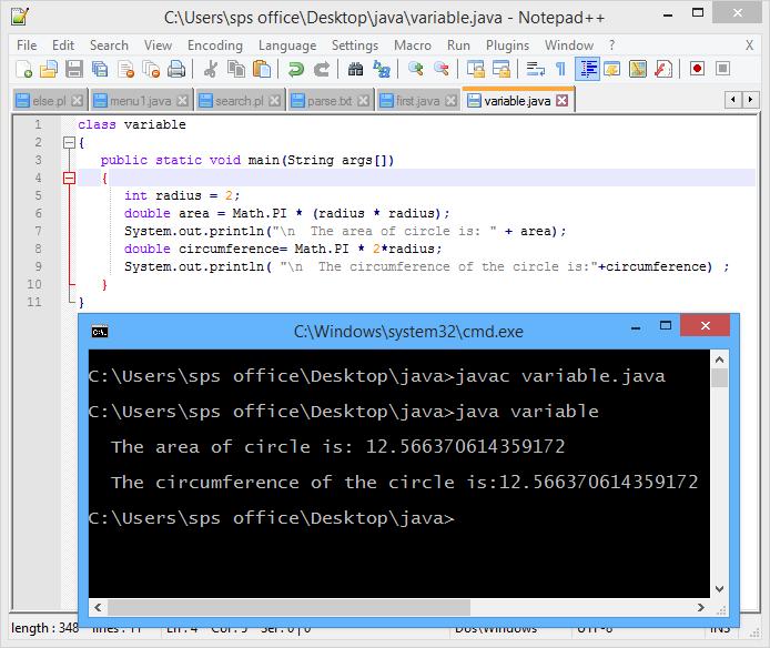 Java Tutorial - RAKHI'S BLOG