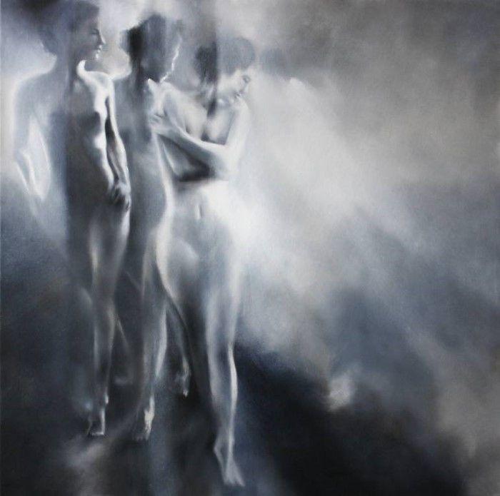 Немецкий художник. Annette Schmucker