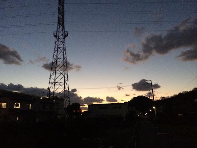イメージ画像:夕方