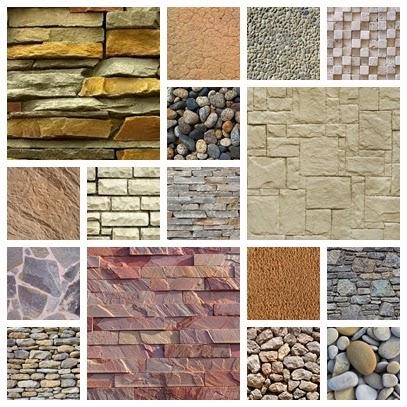 Apuntes revista digital de arquitectura arquitexturas naturales acabados en piedra - Tipos de piedras naturales ...