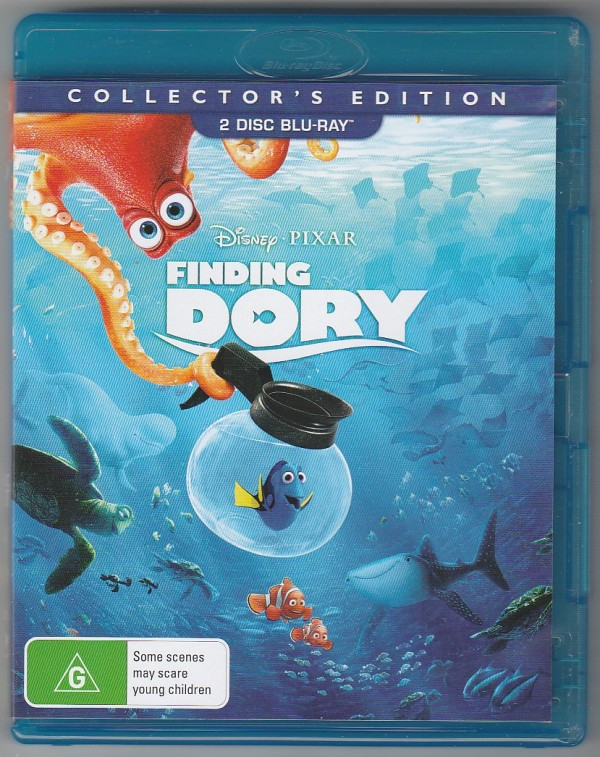 Chcse S Blog Finding Dory 2016