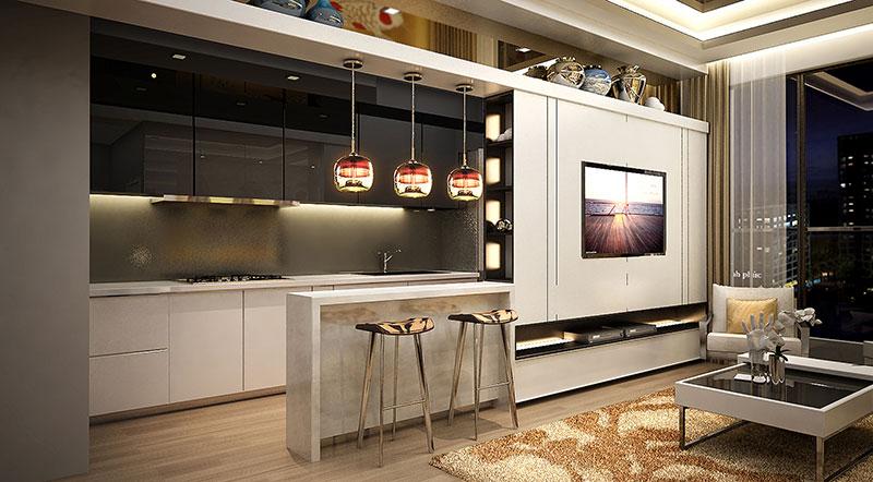 Chung cư Taseco Complex ra mắt căn hộ mẫu tại dự án