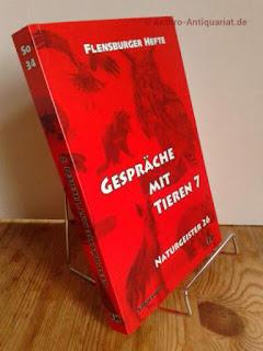 Gespräche mit Tieren 7 - Flensburger Hefte Verlag