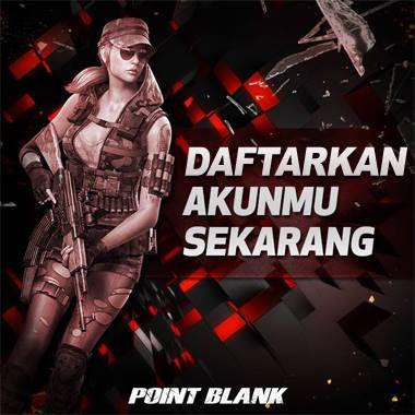 Tim Point Blank Garena Indonesia Ajak Troopers Daftar Akun Agar Point Blank Bersih dan Nyaman