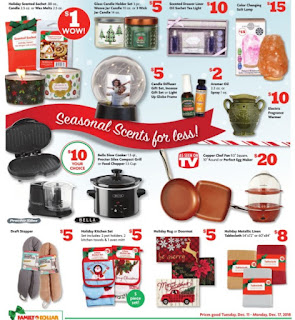 Family Dollar Weekly Ad December 11 - 17, 2018