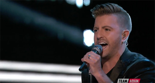 "Billy Gilman's spectacular performance of ""Anyway"" by Martina McBride on The Voice"