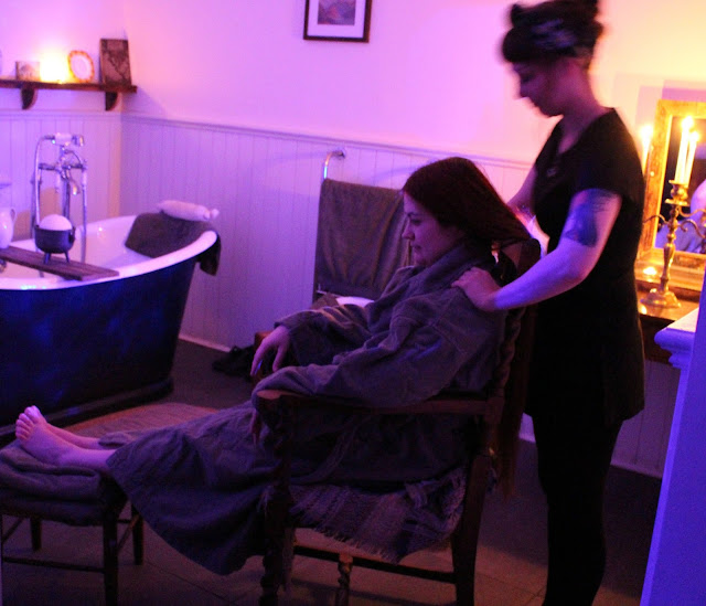 lush spa liverpool, spa treatments, lush liverpool, danielle levy