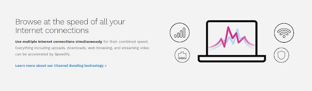 كيف تحسن سرعة الإنترنت لديك بدمج كل مصادر الإنترنت بدقة عالية و امان بإستخدام Speedify
